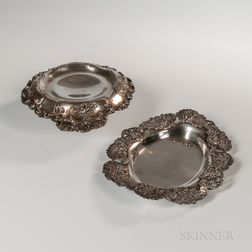 Two Pieces of Theodore Starr Sterling Silver Tableware