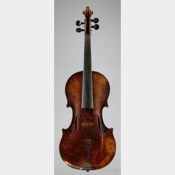 Modern German Violin, Arno Hendel, Markneukirchen, c. 1925
