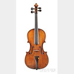 Violin, Attributed to the Gagliano Family, c. 1840