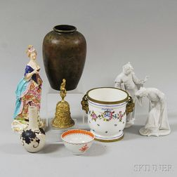 Group of Mostly Asian Decorative Items