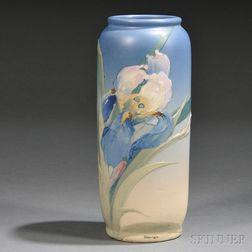 Weller Iris Vase