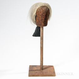 Early Wig and Stand