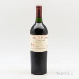 Philip Togni Cabernet Sauvignon 1992, 1 bottle