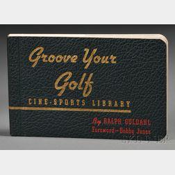 (Golf), Signed Copy