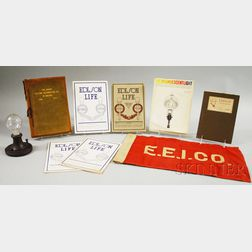 Group of Edison Electric Illuminating Co. Related Items
