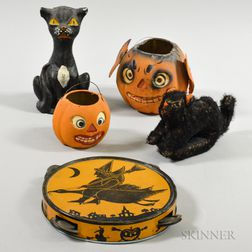 Five Halloween-related Items