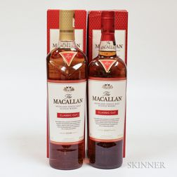 Macallan Classic Cut, 2 750ml bottles (oc)