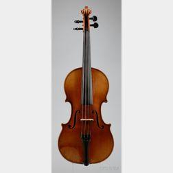 Modern German Violin, F&R Enders Workshop, Markneukirchen,  c. 1926