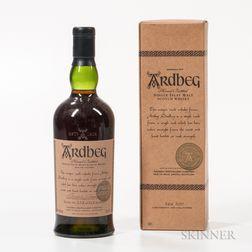 Ardbeg 23 Years Old 1976, 1 70cl bottle (oc)
