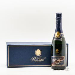 Pol Roger Cuvee Winston Churchill 1996, 1 bottle (pc)