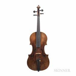 French Violin, 18th Century