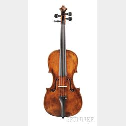 Violin, Ascribed to Domenico Busan, c. 1750