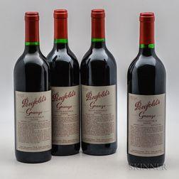 Penfolds Grange, 4 bottles