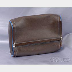 Leather Toiletries Bag, Hermes