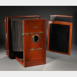 Folmer & Schwing 14 x 17 Studio View Camera
