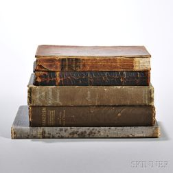 Five Books on the Shakers