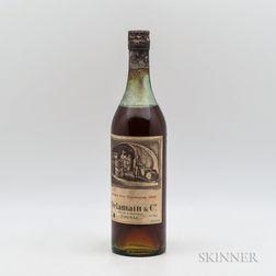 Delamain Grande Fine Champagne Cognac 1858, 1 bottle
