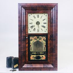 Seth Thomas Eight-day Ogee Clock