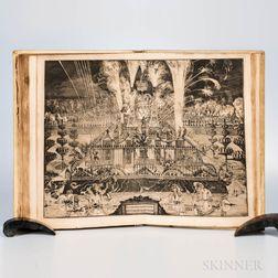 Bidloo, Govart (1649-1713) Komste van Zyne Majesteit Willem III. Koning van Groot Britanje, enz. in Holland.