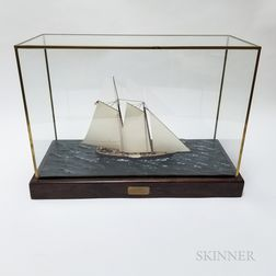 Small Table-top Ship Diorama