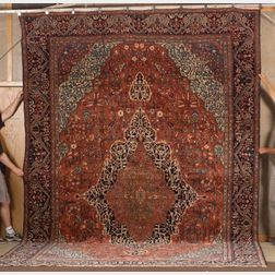 Fereghan-Sarouk Carpet