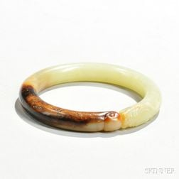 Nephrite Jade Bangle