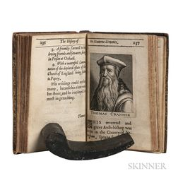 Verheiden, Jacob (active 1590) The History of Moderne Protestant Divines.