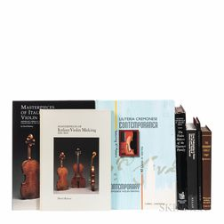 Seven Books on Italian Violins
