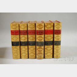 Decorative Bindings, Six Volumes: