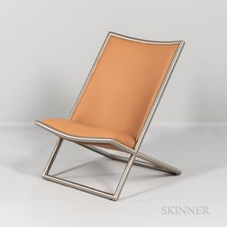 Ward Bennett (1917-2003) by Geiger 'Scissor' Chair