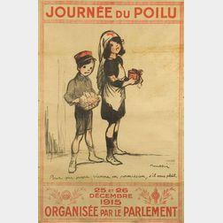 1915 Journee du Poilu