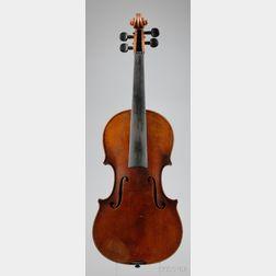 Modern German Violin,Probably Markneukirchen, c. 1920