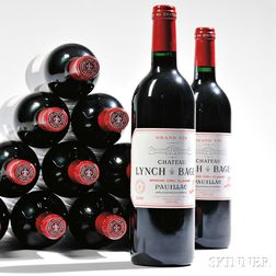 Chateau Lynch Bages 2000, 12 bottles