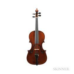 Italian Violin, Degani School