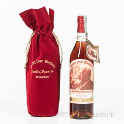 Pappy Van Winkles Family Reserve 20 Years Old, 1 70cl bottle