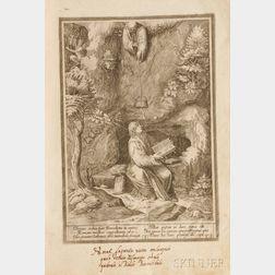 Passeri, Bernardino (1540-1596) Vita et Miraculi