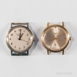 Two Vintage Wristwatches