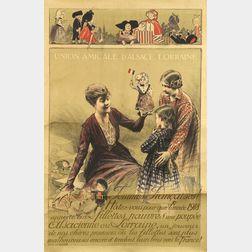 1918 UNION AMICALE D'ALSACE LORRAINE