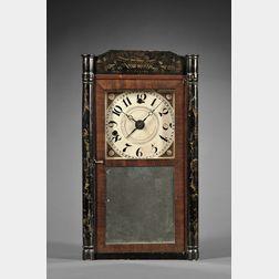 Miniature Alarm Timepiece by Silas Hoadley