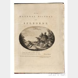 White, Gilbert (1720-1793) The Natural History and Antiquities of Selborne, in the County of Southampton