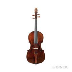 French Violin, Honoré Derazey, c. 1840