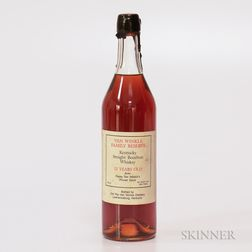 Van Winkle Family Reserve 12 Years Old, 1 750ml bottle