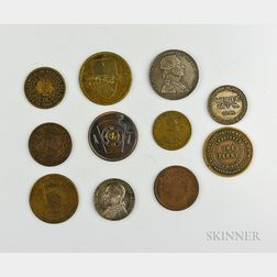 Small Group of Tokens