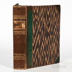 Gallen-Kallela, Akseli (1865-1931) Kalevala. Kuvittanut ja painatustyon ohjannut Akseli Gallen-Kallela,   Signed.