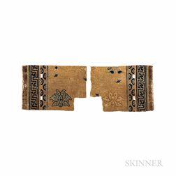 Kangxi Rug Fragment