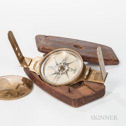 Benjamin Rittenhouse Vernier Compass
