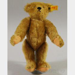 Steiff Gold Mohair Articulated Bear