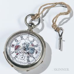Elgin Grand Army of the Republic Pocket Watch