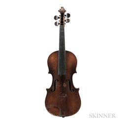 Czech One-sixteenth Size Violin
