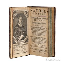 Willfsford, Thomas (b. circa 1612) Nature's Secrets. Or, the Admirable and Wonderfull History of the Generation of Meteors.